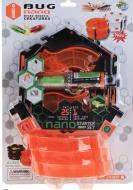 Радиоуправляемый Наножук в лабиринте