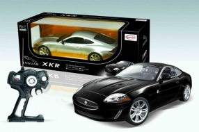 машинка на радиоуправлении Rastar Jaguar XKR (1:14)