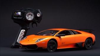 машинка на радиоуправлении Rastar Lamborghini Murcielago LP670-4  (1:24)