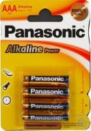 Panasonic Alkaline Power LR03 (AAA)