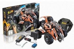машинка на радиоуправлении Конструктор SDL Racers Racer (1:10)