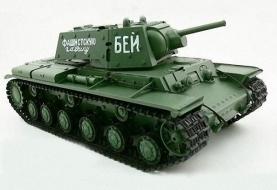 Танк на радиоуправлении Heng Long Tank KV-1 (1:16)