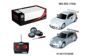 HB  Porsche 911 4WD (1:10)