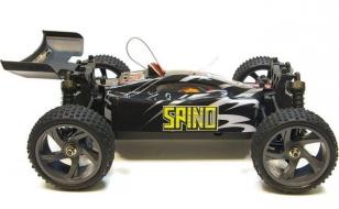 машинка на радиоуправлении Himoto Spino Brushless (1:18)