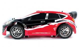 машинка на радиоуправлении Himoto Rally X10 Brushless (1:10)