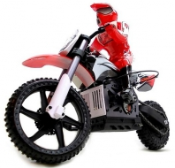 радиоуправляемый мотоцикл Himoto Burstout (1:4)