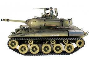 Танк на радиоуправлении Taigen M41A3 Bulldog PRO (1:16)