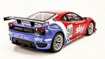 машинка на радиоуправлении MJX Ferrari F430 GT (1:10)