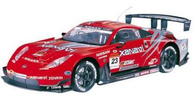 машинка на радиоуправлении MJX Nissan Fairlady Z Super GT500 (1:10)