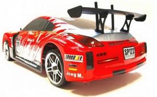 машинка на радиоуправлении Himoto Drift TC (1:10)