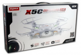 Квадрокоптер Syma X5C (31 см)
