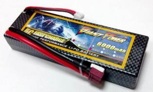 Giant Power LiPo 6000mAh 7.4V 35C TRX