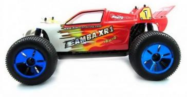 машинка на радиоуправлении Himoto Eamba-XR1 Brushless (1:10)