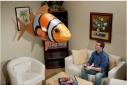 Летающая Радиоуправляемая Летающая рыба NemoNemo