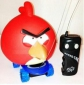 Радиоуправляемая игрушка  Angry Birds на скейте