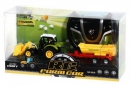 Радиоуправляемый Трактор WL Toys 3010 (26 см)