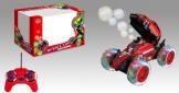 Радиоуправляемая машинка «Мыльные пузыри»
