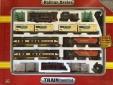 Железная дорога на батарейках
